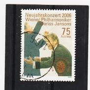SAR1124 ÖSTERREICH  2005  Michl  2564  Used / Gestempelt SIEHE ABBILDUNG - 2001-10 Gebraucht