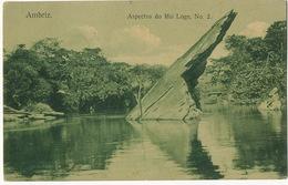 Ambriz Aspectos Do Rio Loge No 2  Circulada Loanda 546 Ferreira , Ribero, Osorio - Angola