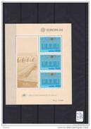 PORTUGAL ACORES 1984 ** MNH.   (MTE32) - Europa-CEPT
