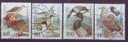GERMANY 1539-1542,used,birds - Unclassified