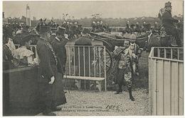 Longchamp France July 14 1906 Arrivée Des Princes Cambodgiens ELD - Cambodge