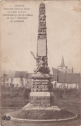Sichem -  Monument - Scherpenheuvel-Zichem