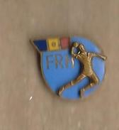 Romanian Handball Federation - FRH. Sport Badge - Handball