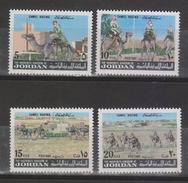 Jordan  4v  Camel Racing # 30455 - Stamps