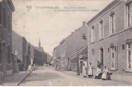 Tessenderlo - Rue De La Station - Tessenderlo