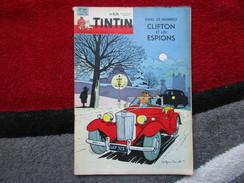 """Tintin  """"Le Journal Des Jeunes De 7 à 77 Ans""""  (N° 639 / 19 Janvier 1961) - Livres, BD, Revues"""