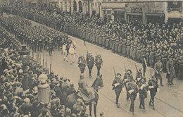 BRUXELLES / BRUSSEL / FUNERAILLES DU ROI ALBERT I EN 1934 - Feste, Eventi