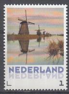 Nederland - Molens - Uitgifte 18 Mei 2015 - Molens Overwaard - Kinderdijk - MNH - Personalisierte Briefmarken
