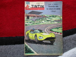 """Tintin  """"Le Journal Des Jeunes De 7 à 77 Ans""""  (N° 648 / 23 Mars 1961) - Livres, BD, Revues"""