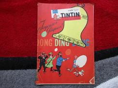 """Tintin  """"Le Journal Des Jeunes De 7 à 77 Ans""""  (N° 649 / 30 Mars 1961) - Livres, BD, Revues"""