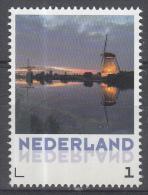 Nederland - Molens - Uitgifte 18 Mei 2015 - Molens Nederwaard - Kinderdijk - MNH - Netherlands