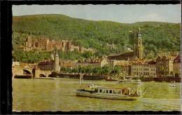 Heidelberg - Partie Am Neckar 15 - Heidelberg
