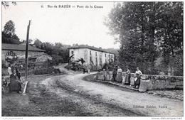 BAS DE RAZES PONT DE LA COUZ Ecrite - Francia