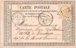 THEMES - PRECURSEUR / Format 12 X 8 Cm - Le Mas D' Agenais - 1873 - Autres
