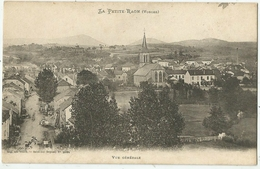 Raon L'Etape  (88 - Vosges) La Petite Raon : Vue Générale - Raon L'Etape