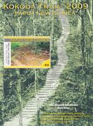 Papua New Guinea SG 1330 2009 Kokoda Trail Miniature Sheet MNH - Papua New Guinea