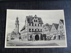 AK LAUF A.d.Pegnitz 1940 // D*24907 - Lauf