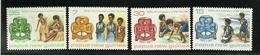Papua New Guinea SG 338-341 1977 Girl Guides MNH - Papua New Guinea
