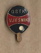 Table Tennis GSTK Vjesnik.Croatia - Table Tennis