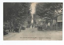 Chatelaillon Plage Boulevard De La République - Châtelaillon-Plage