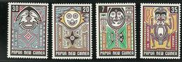 Papua New Guinea SG 342-345 1977 Folklore MNH - Papua New Guinea