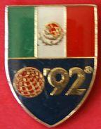 N 65  )............92.....drapeau Italien - Città