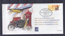 N°2996 NUMISLETTER 500 Jaar Europeese Post SUPERBE - Numisletters