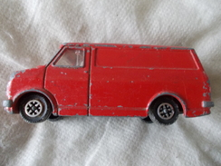 Dinky Toys Bedford Van Made In England - Dinky