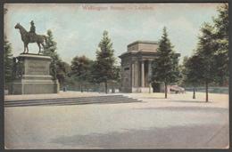 Wellington Statue, London, 1904 - Postcard - Other