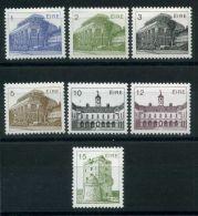 IRLANDE ( POSTE ) : Y&T N°  511/517  TIMBRES  NEUFS  AVEC  TRACE  DE  CHARNIERE , A  VOIR . - 1949-... Republic Of Ireland