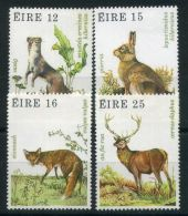 IRLANDE ( POSTE ) : Y&T N°  424/427  TIMBRES  NEUFS  AVEC  TRACE  DE  CHARNIERE , A  VOIR . - 1949-... Republic Of Ireland