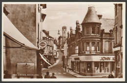 The Cross, Redruth, Cornwall, C.1960 - RP Postcard - England