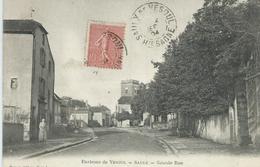 70, Haute-Saône, Environs De VESOUL,SAULX, Personnages,  Scan Recto-Verso - France