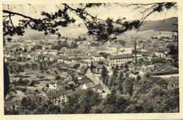 CPA - BRUYERES (88) - Aspect Du Bourg En 1939 - Bruyeres
