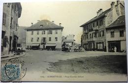 PLACE CHARLES-ALBERT - ALBERTVILLE - Albertville