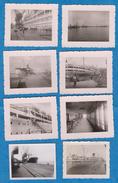 Photo - Afrique - Congo - Vintage - Différents Bateaux - Brrrrrr - Boats