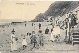 ETABLES: LA PLAGE - Etables-sur-Mer