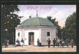 CPA Bain De Vrntse, Le Nouveau Bauin - Serbia