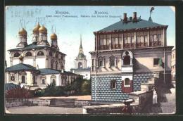 CPA Moscou, Maison Des Boyards Romanoff - Russie