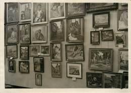 PARIS 17/11/1933 SALON DE L'UNION DES ARTISTES A LA MAISON  DE FRANCE - Autres