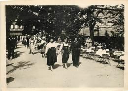 PARIS 29/06/1921 FETE ANNUELLE DES AMIS DE LA FRANCE DELEGATION ALSACIENNE - Orte