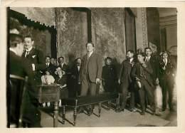 21/08/1921 CHATILLON SOUS BAGNEUX CONCOURS DU PLUS BEL HOMME DE FRANCE MR HOFFMANN LE LAUREAT - Fotos