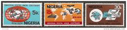 NIGERIA 1974 - Centenary UPU / World Postal UNION - SUPERSALE ! 3v Mi 204-06 MNH ** Q539 - Nigeria (1961-...)