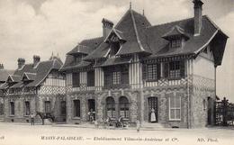 Massy-Palaiseau, établissement Vilmorin-Andrieu - Palaiseau