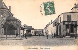 78-PONCHARTRAIN- RUE MAZIERE - France