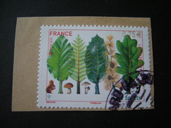 FRANCE 2011 - Forets, E. 0,75 Oblit. TB - Frankreich