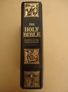 The Holy Bible Old And New Testaments - Edition Of The Bimillennium - The American  Heritage Society - 1999 - - Christianity, Bibles