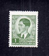JUGOSLAVIA YUGOSLAVIA 1939 1940 KING PETER II RE PIETRO II MNH - Nuovi