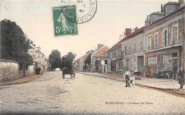 78-BONNIERES- AVENUE DE PARIS - Bonnieres Sur Seine
