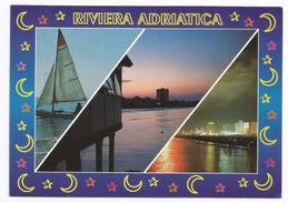 1996 Rimini - Riviera Adriatica. Vedutine - Rimini